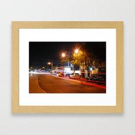 Nocturnario (collazo) Framed Art Print