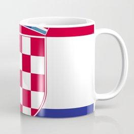 Croatia flag emblem Coffee Mug