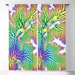 Dragonfly Forest Blackout Curtain