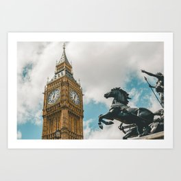 London, England 06 Art Print