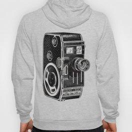Vintage Cine Camera Hoody