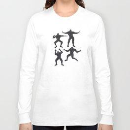 Symbiote Dance Club Long Sleeve T-shirt