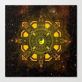 Magic Circle - Li Shaoran Canvas Print