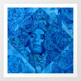 Corby Art Print