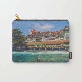 Thun, Switzerland - 2 Carry-All Pouch