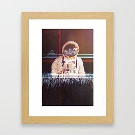 The intrepid Framed Art Print