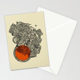 Glysko Sunset Stationery Cards