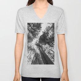 Muir Woods - California Unisex V-Neck
