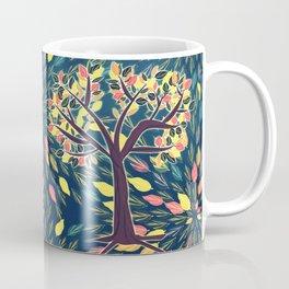 Tree at Night Coffee Mug