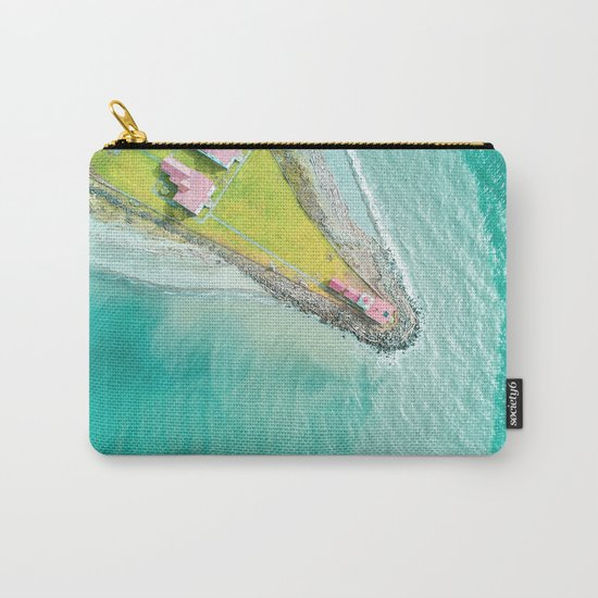 Green Island Carry-All Pouch