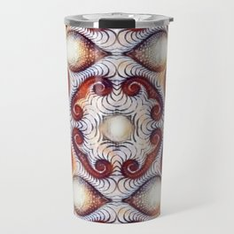 Bloom of Omnis: Contemplation Travel Mug
