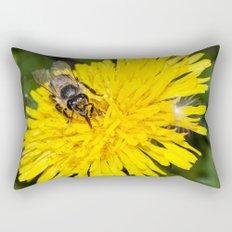 Bees tongue Rectangular Pillow
