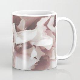Peony Portrait Coffee Mug