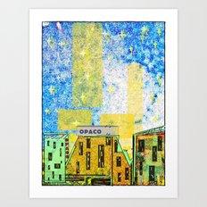 BARRIO Art Print