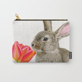 Smells Like Spring Carry-All Pouch