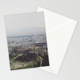Ancient Modernity Stationery Cards