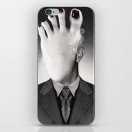 Fooce iPhone Skin