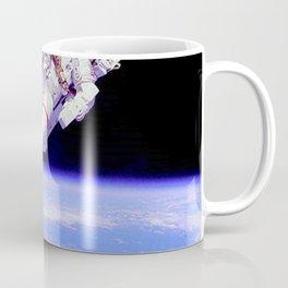 Untethered Spacewalk Astronaut Bruce McCandless Coffee Mug