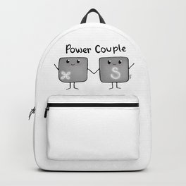 Power Couple Backpack