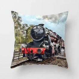 48624 Stanier - colour Throw Pillow