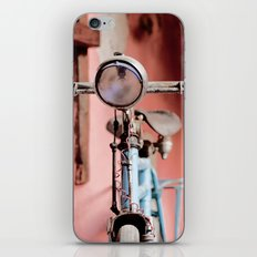 Vintage bicycle iPhone & iPod Skin