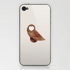 Minanimals: Owl iPhone & iPod Skin