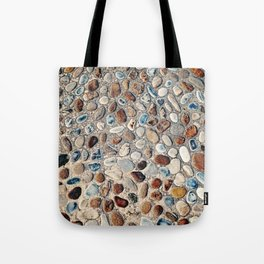 Pebble Rock Flooring II Tote Bag