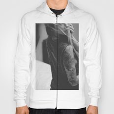 about a girl. Hoody