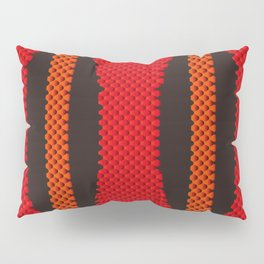 Honduran Milk Snake Pillow Sham