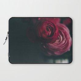 Red Ranunculus Laptop Sleeve