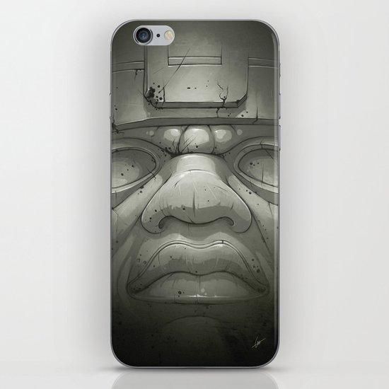 Olmeca I. iPhone & iPod Skin