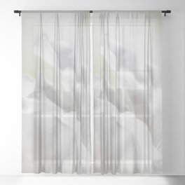 Azalea Heaven Sheer Curtain
