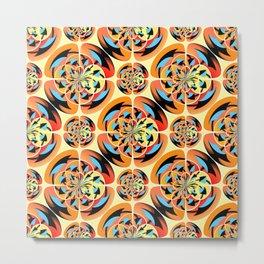 Super colors Metal Print