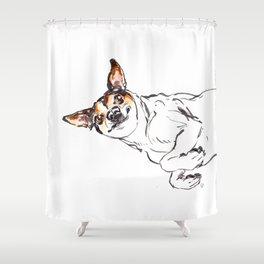 Josie B Shower Curtain