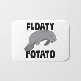 Floaty Potato Bath Mat