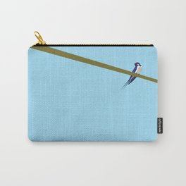 One Swallow Does Not Make A Summer Carry-All Pouch