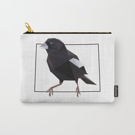 Colorado – Lark Bunting Carry-All Pouch