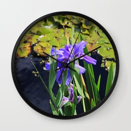 An Igniting Attraction II Wall Clock
