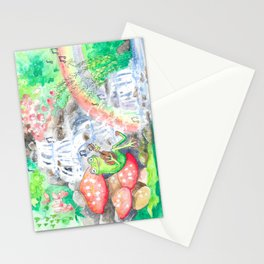 If You're Hoppy and You Know It Stationery Cards