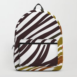 Wild tiger EXOTIC LINES Backpack