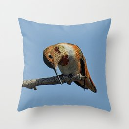 What's Cheese Throw Pillow