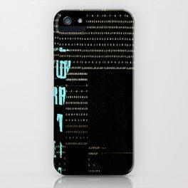 GRAPHIQUE - 1 iPhone Case