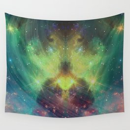 cosmic meditation  Wall Tapestry