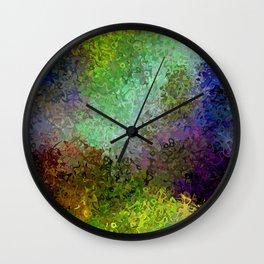 Freak Chic o2 Wall Clock