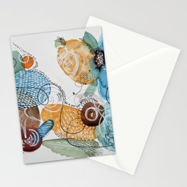 Light of Your Own Being Watercolor Stationery Cards