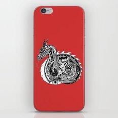 Nesting Dragon iPhone & iPod Skin