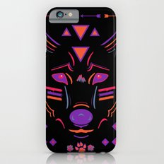 Eighties Wolf iPhone 6s Slim Case