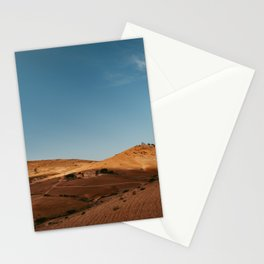 Morocco Atlas Mountains view - Moroccan photo print - travel photography  Stationery Cards