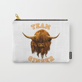 Team Ginger Carry-All Pouch