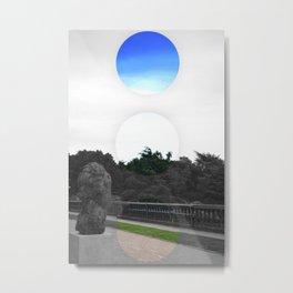 Sculpture Park  Metal Print